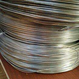 Электроды, проволока, прутки - Проволока оцинкованная тол.2,5мм, 0
