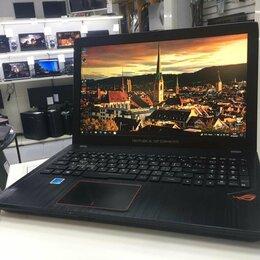 """Ноутбуки - Asus Rog Strix i5-7/8g/ HDD1tb/1050 2g/15.6""""FullHD, 0"""