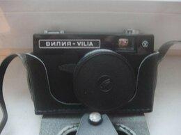 Пленочные фотоаппараты - Фотоаппарат ВИЛИЯ - VILIA объектив Триплет 69-3…, 0