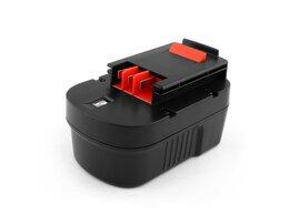 Для дрелей, шуруповертов и гайковертов - Аккумулятор для Black & Decker A14, 0