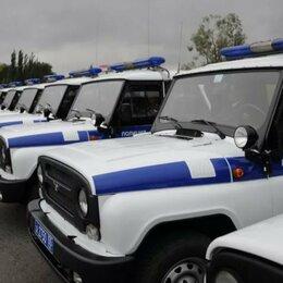 Полицейские и военные - Полицейский, полицейский (водитель) 3 рота полка ППСП, 0