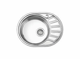 Кухонные мойки - Мойка врезная Ledeme L85745-L, 0