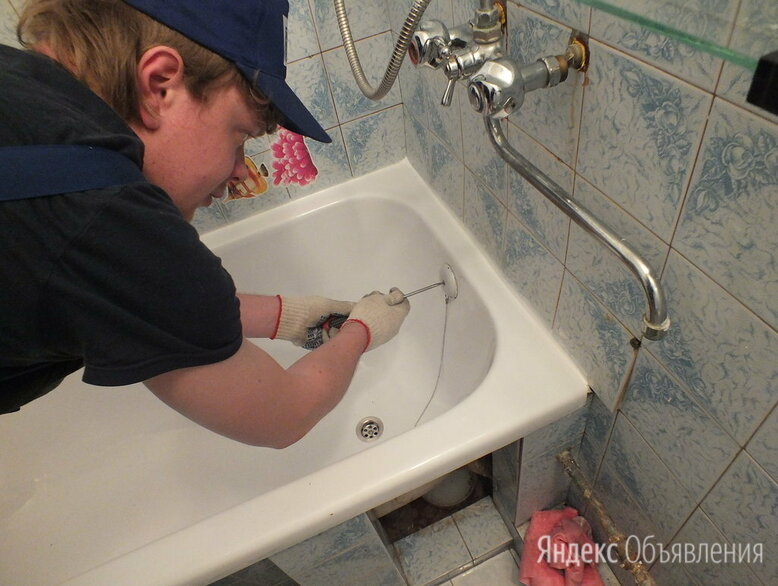 Установка и ремонт ванны по цене 300₽ - Ремонт и монтаж товаров, фото 0