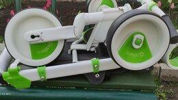 Трехколесные велосипеды - Детский трехколесный ведосипед трансформер, 0