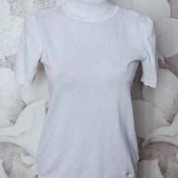 Блузки и кофточки - Водолазка белая , 0