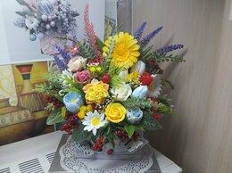 Цветы, букеты, композиции - Интерьерная композиция 25, 0