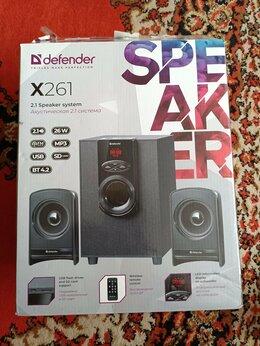Компьютерная акустика - Defender x261, 0