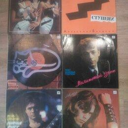 "Виниловые пластинки - Виниловые пластинки ""Мелодия"" (1980-89 год)., 0"