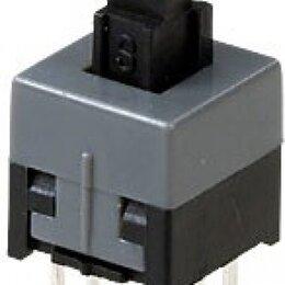 Блоки питания - MPS-850-G, Кнопка c фикс. 8.5мм 30В 0.3А, 3pin, 0