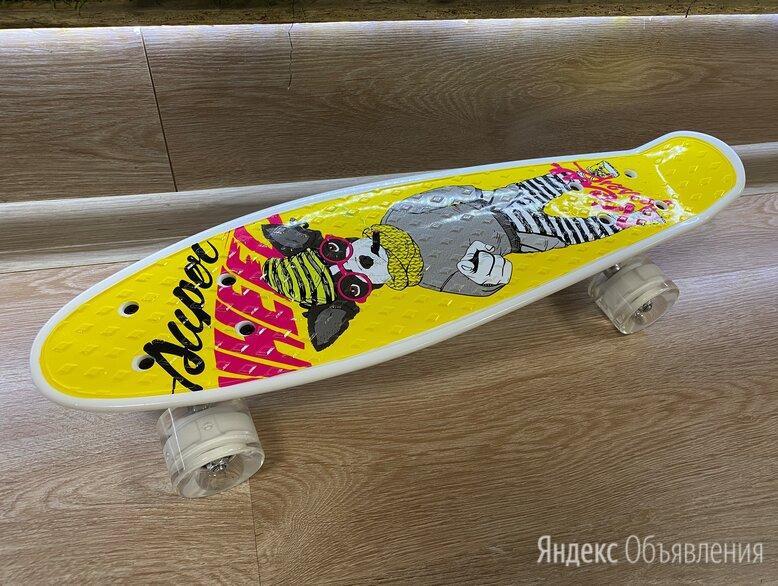 Пенниборд по цене 2590₽ - Скейтборды и лонгборды, фото 0