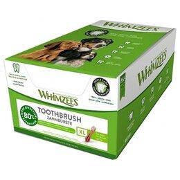Прочие товары для животных - Whimzees Toothbrush XL 18х19 см  Лакомство для собак зубная щетка, 0