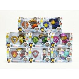 Мягкие игрушки - Собачка в коробках 8*9 см с  в ШЛЯПАХ, 0