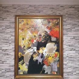 """Картины, постеры, гобелены, панно - """"Зной"""". Работа Шичкова В. А. и Белякова В. Ю. 90см ×69см. , 0"""