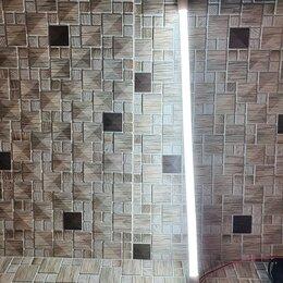 Настенно-потолочные светильники - Светильник св/д линейный  (9W-4000K-220V)…, 0