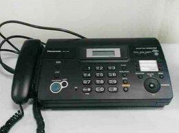 Факсы - Факс Panasonic KX-FT938RU, 0