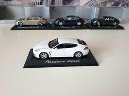 Модели - Porsche Panamera diesel  970 G1 1/43 Minichamps, 0