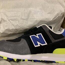 Кроссовки и кеды - New balance кроссовки для мальчика 28,5 новые, 0