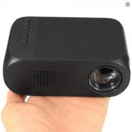 Проекторы - Портативный проектор YG320 HD 1080, 0