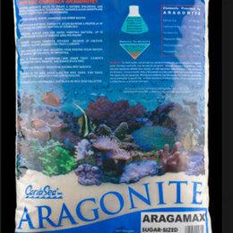 Грунты для аквариумов и террариумов - Песок Carib Sea Aranonite Aragamax Sugar 13.6 кг, 0