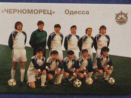 "Постеры и календари - Футбол ""Черноморец"" Одесса 1992, 0"