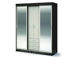 Шкафы, стенки, гарнитуры - Шкаф-купе Лидер 2М, 0