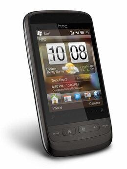 Мобильные телефоны - HTC Touch2 T3333 Mega, 0