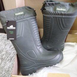 Одежда и обувь - Сапоги зимние р.46-47 , 0