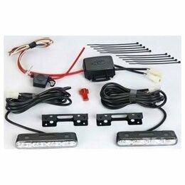Уличное освещение - LPQ080 К-т дневных ходовых огней LED DayLight…, 0