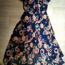 Платья - Платье вечернее р-р 46, 0