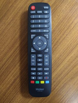 Пульты ДУ - Пульт для телевизора Haier HTR-A10E, 0