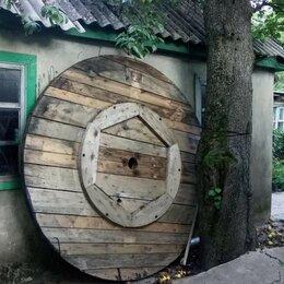 Готовые строения - Круг деревянный для беседки, диаметр 2.2 метра, 0
