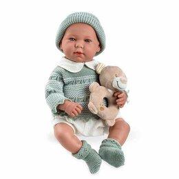 Куклы и пупсы - Пупс Arias Elegance с игрушкой, озвученный 45…, 0