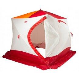 Палатки - Зимняя палатка медведь куб 4, 0