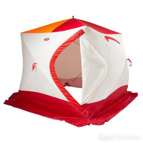 Зимняя палатка медведь куб 4 по цене 14600₽ - Палатки, фото 0