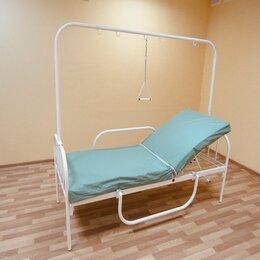 Приборы и аксессуары - Кровать медицинская двухсекционная (комплект), 0