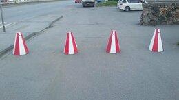 Железобетонные изделия - парковочный столбик, 0