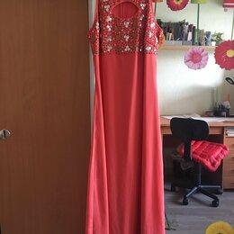 Платья - Палтье вечернее на выпускной, 0
