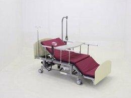 Приборы и аксессуары - Медицинская кровать для лежачих больных Мet wс+эле, 0