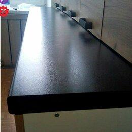 Комплектующие - Столешница Черный мрамор 200см, 38мм, 0