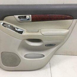Интерьер  - Обшивка двери задней правой Toyota Land Cruiser Prado J120 2002-2009, 0