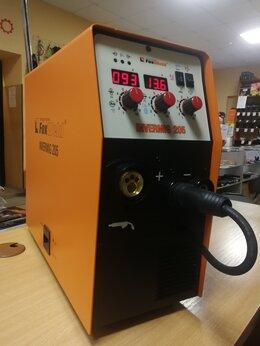 Сварочные аппараты - Сварочный полуавтомат invermig 185 205 FoxWeld, 0