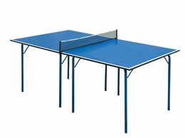 Столы - Теннисный стол Start Line Cadet 2 с сеткой 6011, 0