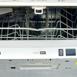 Посудомоечные машины - Посудомоечная машина BOSCH встраиваемая б/у Гарантия Доставка , 0