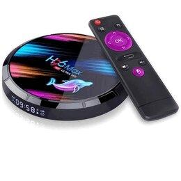 ТВ-приставки и медиаплееры - ТВ приставка H96 Max X3 4-128 НОВАЯ, 0