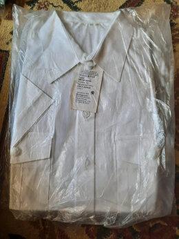 Блузки и кофточки - Блуза женская белая, форменная, таможенная, новая, 0