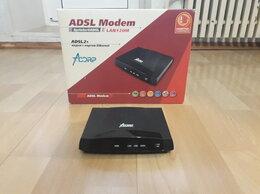 Проводные роутеры и коммутаторы - Роутер на запчасти Acorp Sprinter adsl LAN120, 0