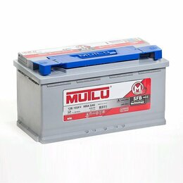 Аккумуляторы  - Аккумулятор автомобильный Mutlu SFB M2 6СТ-100.0…, 0