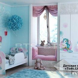 Кроватки - Детская мебель Тойс Pony. Комплект 2, 0