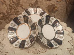Тарелки - Розетки для варенья (Довбышский фарфор) 6 шт, 0