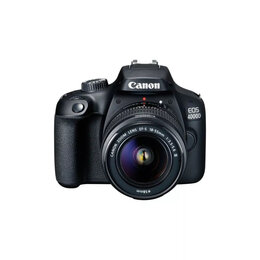 Фотоаппараты - Фотоаппарат Canon eos 4000D + удобная сумка. , 0